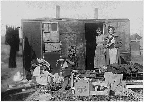 "Extra Picture (Primary Documents, EXTRA) | The Great Depression ""Hoovervilles"" 