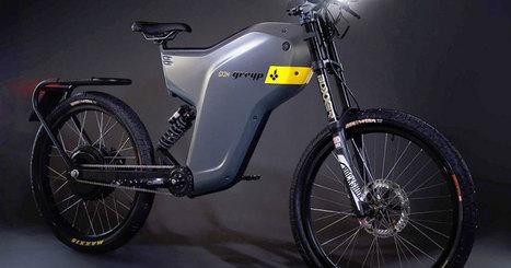 Ce vélo électrique a une autonomie record de 240 km ! | La technologie au collège | Scoop.it