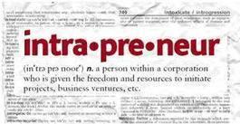 L'intrapreneuriat : entre mode organisationnell... | Innovation organisationnelle | Scoop.it