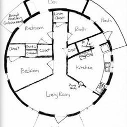 circular house floor plans | SmartPhone Android murah | Scoop.it