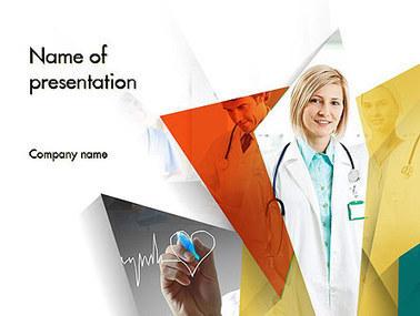 Medical Team Presentation Template | Presentation Templates | Scoop.it