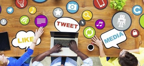 25 Weird Facts About Social Media Business Owners Need to Know | Emerging Media (while dreaming of Paris!) | Scoop.it