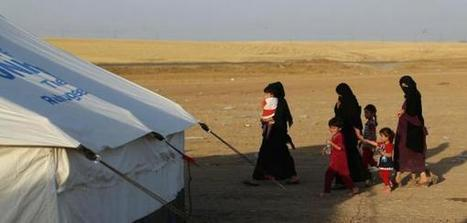 In Iraq Refugee Camps, ISIS Is Not What It Seems   Pulitzer Center   International Perspectives   Scoop.it