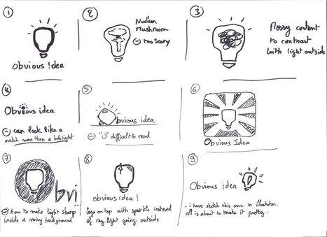 Comment choisir un logo ? partie 1 : concours de graphiste et challenge   Brainfight le Blog en Français   UX User experience   Scoop.it