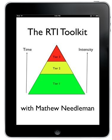 The iPad as RTI Intervention Toolkit | Creating Lifelong Learners | iPad lesson ideas | Scoop.it