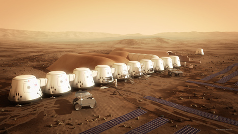 One-Way Mars Trip: 1,058 Private Martian Colony Volunteers Pass 1st Cut | The NewSpace Daily | Scoop.it