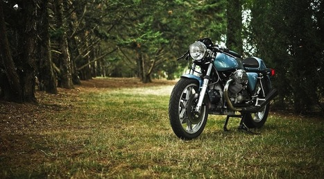 Moto Guzzi Le Mans Cafe Racer by FCR | ClassyEdgyWildWheels: bikes, motorbikes & automobiles | Scoop.it