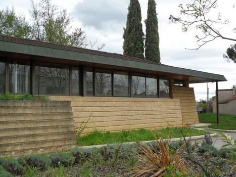 Quel sort pour l'ancienne DDE d'Auch de l'architecte Edmond Lay ?   Architectures moderne et contemporaine parcoursdarchitecture.over-blog.com   Scoop.it