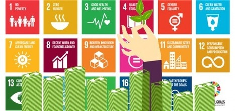 New Campaign Aims to Leverage Private Investment Capital to Help Achieve SDGs | Sustainable Brands | Business, Sustainability and Development | Scoop.it