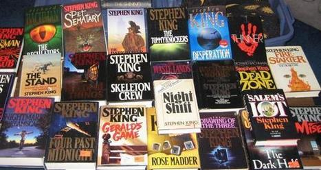 Every Stephen King Novel Summarized in 140 Characters or Less | Literature & Psychology | Scoop.it