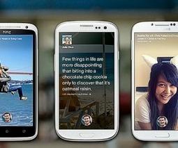 Facebook Home passes 500,000 installations on Google Play one week after launch   Uso inteligente de las herramientas TIC   Scoop.it
