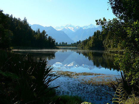 Top 10 Most Beautiful Lakes in the World | Venus Zine | Rainforests, Waterfalls, Rivers, Lakes & Oceans | Scoop.it