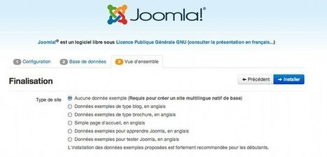 Joomla 3.2 | Installation automatique d'un site multilingue | Template Joomla | Scoop.it