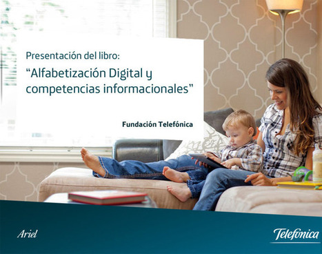 Libro Alfabetización Digital y Competencias Informacionales. Descarga gratuita | E-Learning, Social Media y TIC en pequeñas dosis. | Proceso digital | integrando | Scoop.it