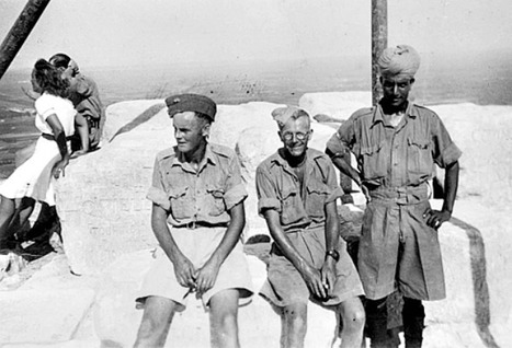 Maurice French, Prisoner from NewZealand in Camp 59 Le Marche | Le Marche another Italy | Scoop.it