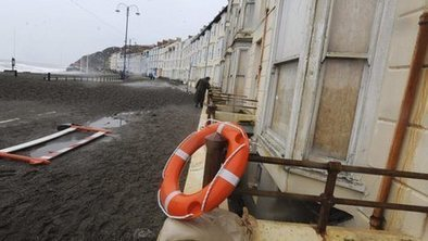 #Flood review details revealed ~ #WelshCoastline battered! | Rescue our Ocean's & it's species from Man's Pollution! | Scoop.it