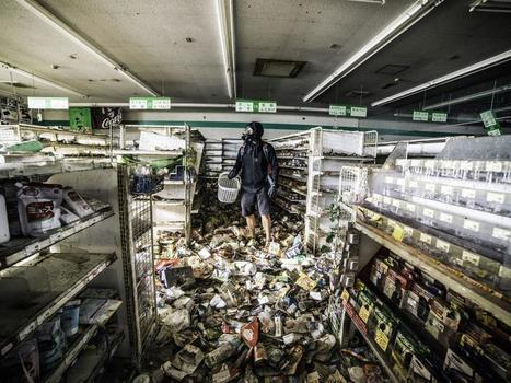 See Chilling Photos From the Fukushima Exclusion Zone | Anthropocene, Capitalocene, Chthulucene,  staying with the trouble at Fukushima | Scoop.it