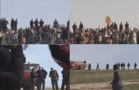Protesters stage rare demo in Syria | Coveting Freedom | Scoop.it