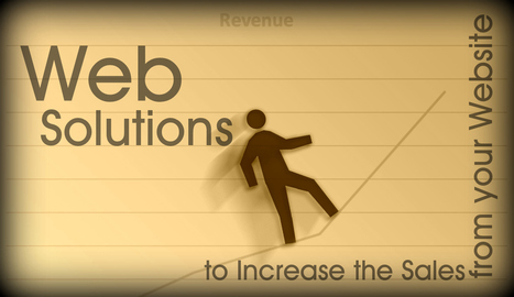 Increase the Sales from your Website | Web Design | Scoop.it