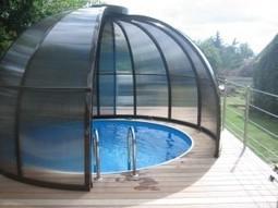 Abri piscine design, protégez votre patrimoine   actus-du-jour   Scoop.it