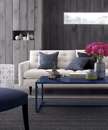 Indigo Dreams: Decorating with Deep Blue | Evoke Modern Homes | Scoop.it