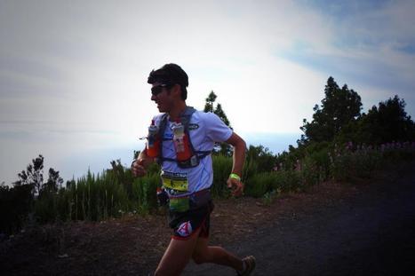 Twitter / iRunFar: Sage Canaday leads #transvulcania ... | Trail | Scoop.it