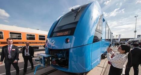 Alstom presenta el primer tren de pasajeros impulsado por pilas de hidrógeno   Energy and Environmental Security   Scoop.it