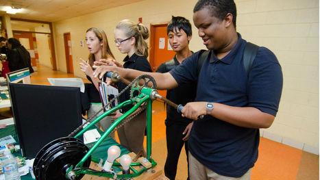 Are U.S. schools teaching hands-off science? | Communicating Science | Scoop.it