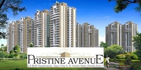 Geotech Pristine Avenue Noida Extension Gaur City 2 Price List | Own Space COrp | Scoop.it