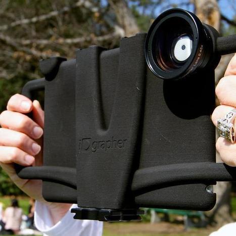 iOgrapher Turns an iPad Mini Into a Video Shooting Powerhouse | Machinimania | Scoop.it