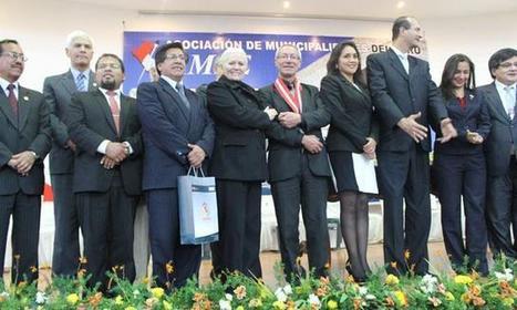Perú: Suscriben convenio de cooperación para prevención y reducción de riesgos naturales | Gestión del Riesgo de Desastres | Scoop.it
