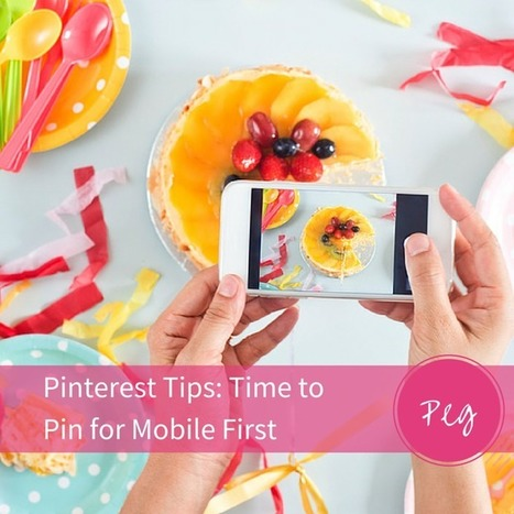 Pinterest Tips to Optimize your Pinterest Pins for Mobile Pinners | How to Pinterest, How to Twitter,  How to do something, How to fix something, How to tips | Scoop.it