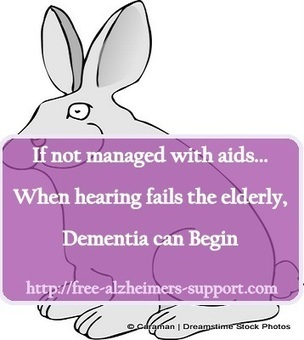 Hearing loss can cause issues with communication that lead to dementia | Alzheimer's Support | Scoop.it