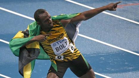 VIDEO. Mondiaux d'athlétisme : Usain Bolt remporte le 100 m, Christophe Lemaitre finit 7e | Préparation Physique | Scoop.it