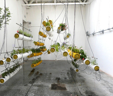 A Hydroponic Vision For The Future Of Architecture » | Cultivos Hidropónicos | Scoop.it