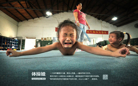Chinese Gymnastics Kids: Training with Tears, Sweat, & Dreams   Gymnastic   Scoop.it