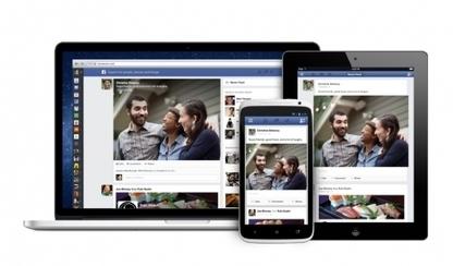 Redesign: Wie sich Facebook für Werbekunden herausputzt | HORIZONT.NET | Verkaufsleitung | Scoop.it