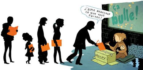 Grève des dédicaces : la BD traverse une grave crise - Télérama.fr   Art#9   Scoop.it