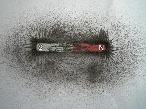 Magnetismo: 4 experimentos que te dejarán con la boca abierta   Zientziak   Scoop.it