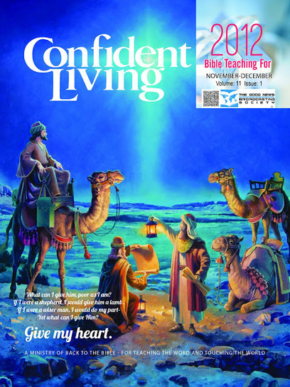 Confident Living Magazine Articles | From the Archives of Christian Writings | Scoop.it