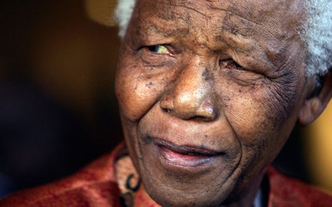 Nelson Mandela, South Africa's anti-apartheid icon, dies aged 95 - Telegraph | histoire | Scoop.it