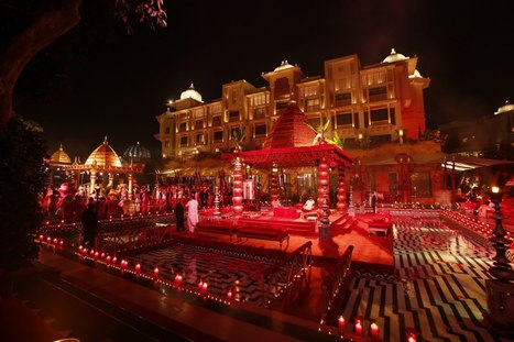Palace Weddings India for a unique princely experience | Wedding | Scoop.it