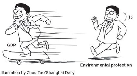 Air pollution fight needs legal help | Shanghai Daily | Sustain Our Earth | Scoop.it
