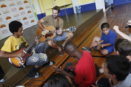 The Benefit of Music in Education - The Inspired Classroom | Music education XXI century | Scoop.it