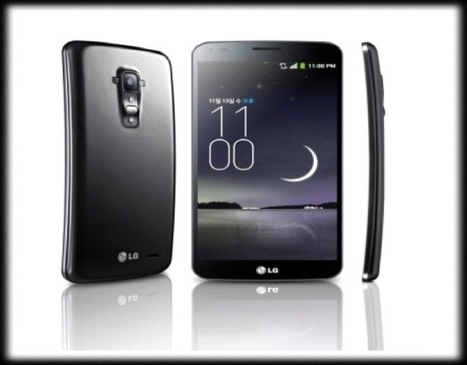 LG G Flex announced, claims self-healing properties | Mobile IT | Scoop.it