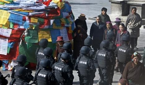 In Tibet, bloggers post at their own risk   L'immolation : un geste politique au Tibet   Scoop.it