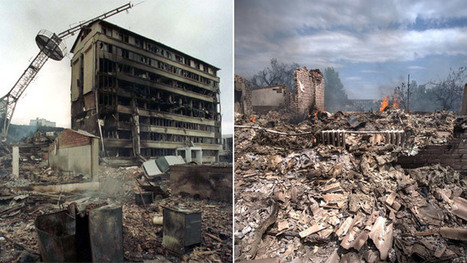 Lavrov: Ukraine crisis reminds of Belgrade bombing in 1999 | Saif al Islam | Scoop.it