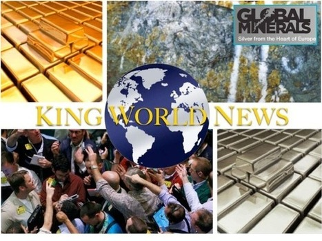 KWN Weekly Metals Wrap | Gold and What Moves it. | Scoop.it