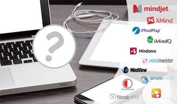 Quel logiciel de Mind Mapping choisir ? | TIC et TICE mais... en français | Scoop.it