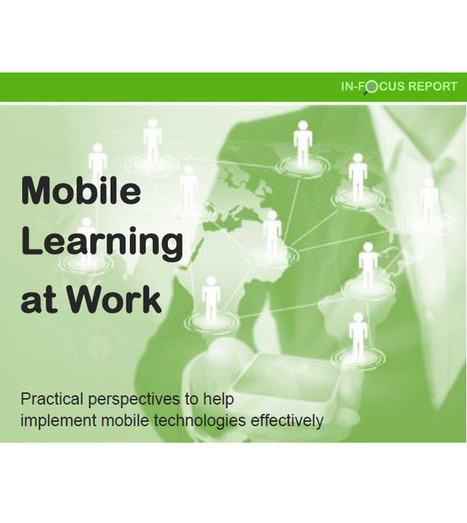 L'efficacia del Mobile Learning per le aziende | Learning App | Network e Mobile Learning | Scoop.it